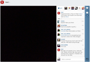 Instagram, Koci
