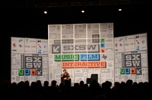 The Main Stage at SXSW