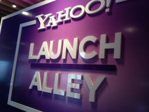 Yahoo Launch Alley