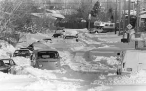 Denver Blizzard, December 1982