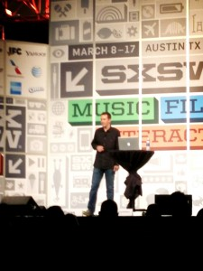 A lot of knowledge spread once again at SXSWi