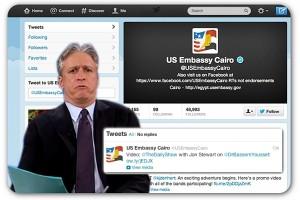 us-embassy-cairo-daily-show-tweet
