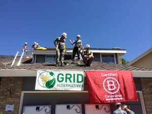 B Corps GRID project