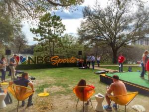NBC Sports Pavillon