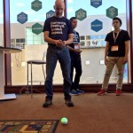IBM's Internet of Things sphere in action.