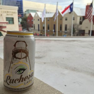 Rooftop Happy Hour in Austin.