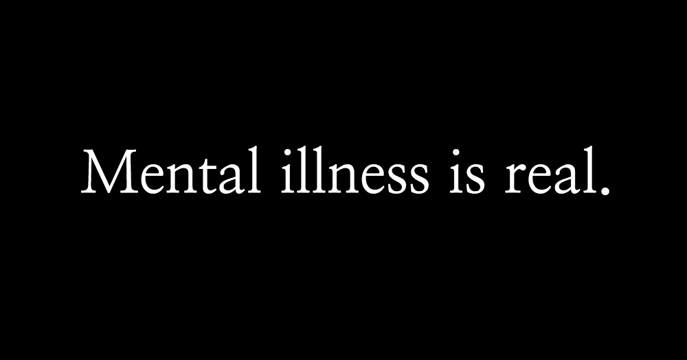 My Friend Lost his Battle Against Mental Illness; We Need to Talk ...
