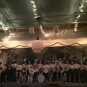 Old time mural at Ranch 616