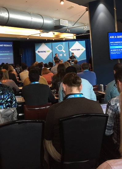 SMX Advanced Conference SEO Workshop with Google