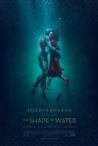 The Shape of Water | Best Movie Poster Designs of 2017 | CenterTable Digital Agency