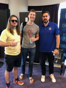 PFT Commentator and Big Cat from the Pardon my take