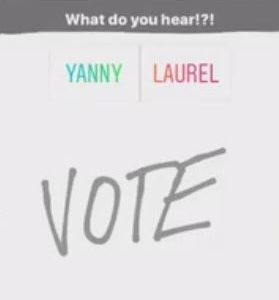 Yanny vs Laurel Debate