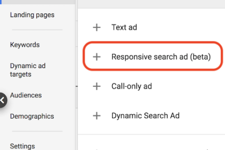 Google Ads: How To Create Responsive Search Ads