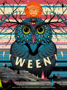 Jeff Soto Concert Poster Design