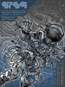 Christian Jaxtheimer Concert Poster Design