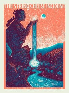 James R. Eads Concert Poster Design
