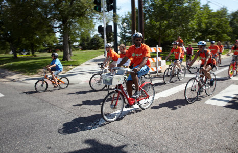 PR, Media & Blogger Outreach Program Promoted Healthy Living & Bike Event in Denver