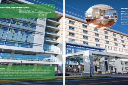 External Communications Campaign Built Awareness For New Saint Joseph Hospital