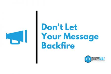 Don't let your nonprofit's message backfire