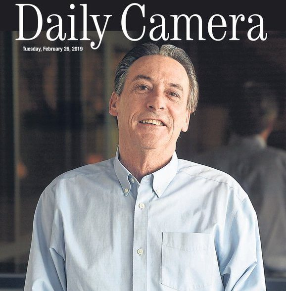 Daily Camera Cover with Kevin Kaufman