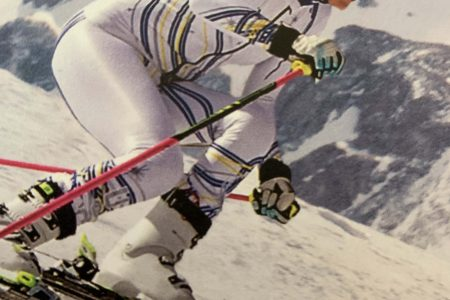 Lindsey Vonn racing toward victory