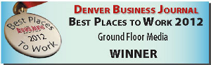 Best Place to Work 2012